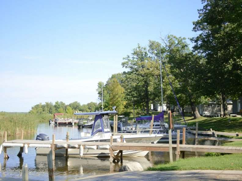Pikedale Lodge Harbor